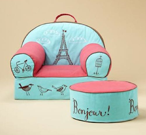 french furniture for kids