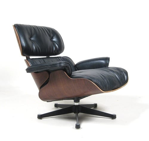 classic Eames lounger