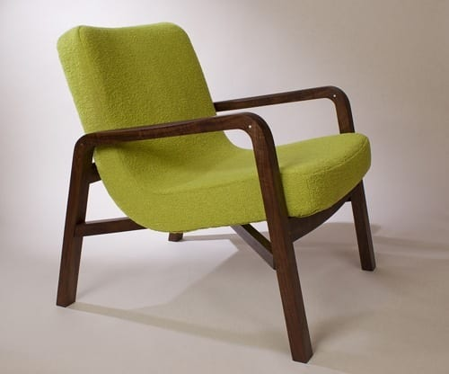 1970s reading chair