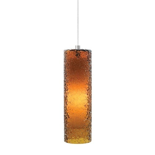 amber rock candy lamp