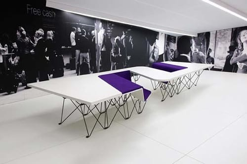 Not Your Dad's Boardroom: 10 Awesome Meeting Tables
