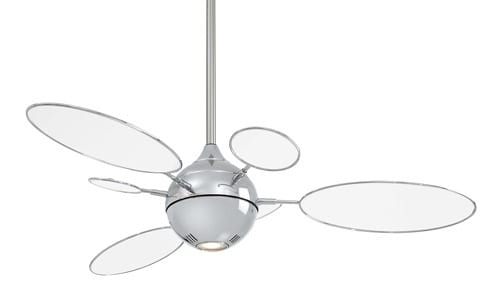 clear ceiling fan