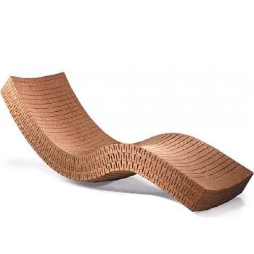 eco friendly chaise lounge