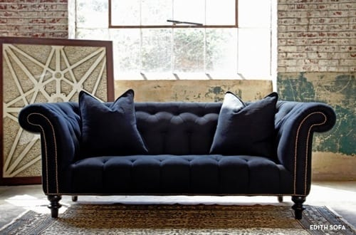 classic sustainable couch