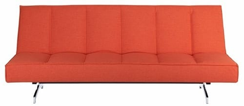 bright colored futons