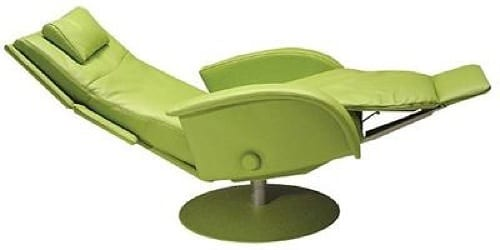pistachio green recliner