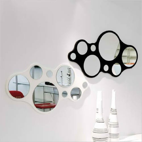 quirky wall mirrors