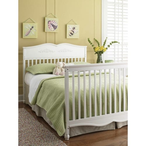 convert crib to bed