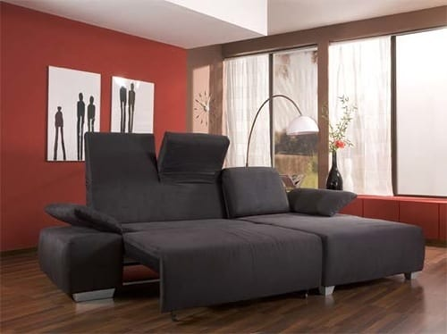 large convertible couch