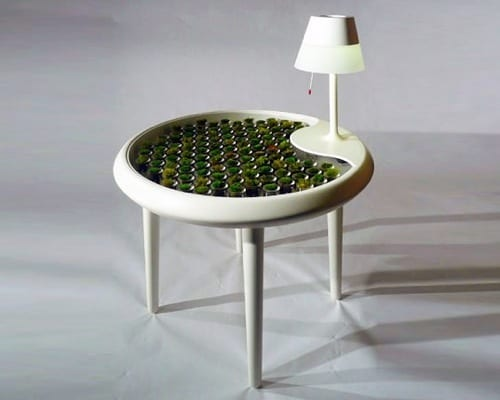 electric moss table