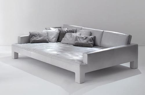 Oversized Couch Permanent Super Deep Sofa Bed By Laurameroni