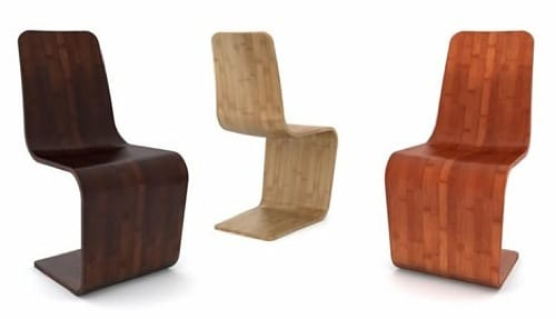 sustainable bamboo chairs