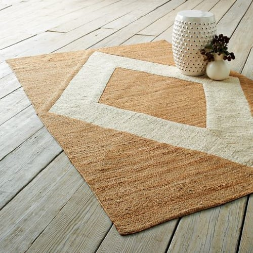 Eco Friendly Area Rugs Lique Jute Rug From West Elm