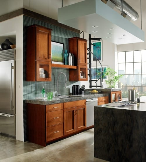Kitchen Design Ideas For Small Kitchens November 2012: Small & Sweet: 10 Inspiring Small Kitchen Designs