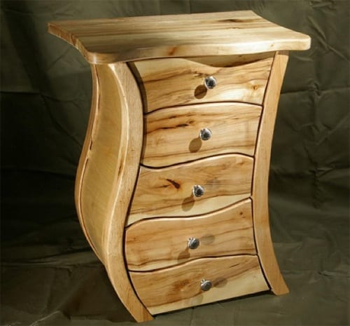 quirky bedside tables