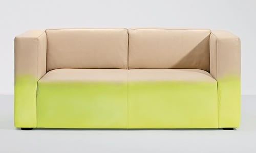 Ombre Couch by Atelier Biagetti