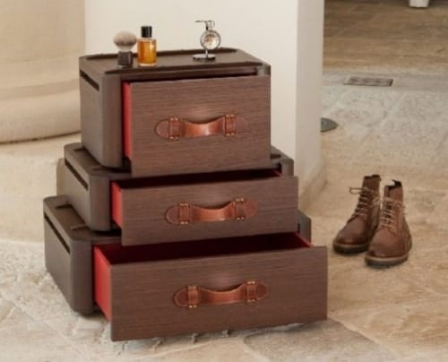 10 Miniature Storage Chests