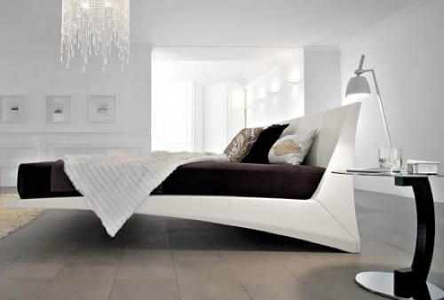 cantilever bed