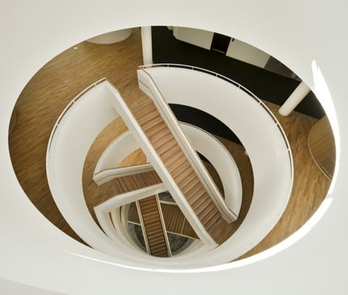 10 Amazing Sets of Stairs