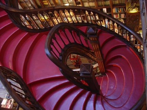 Lello stairs