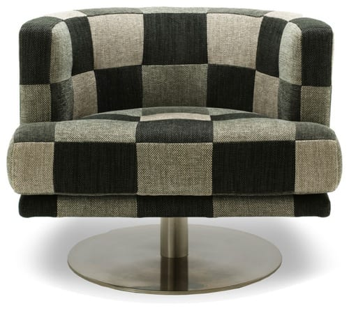 checkerboard chair