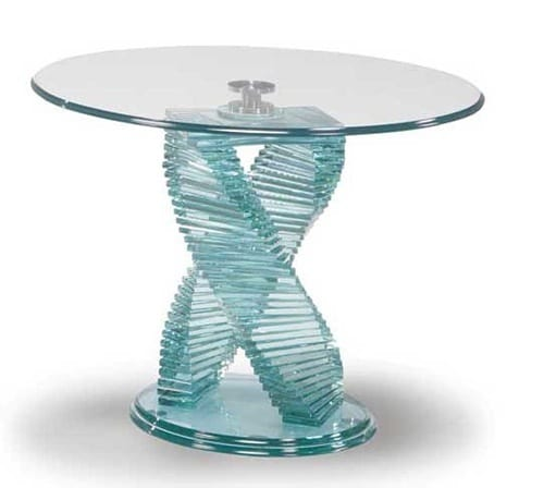 clear DNA table