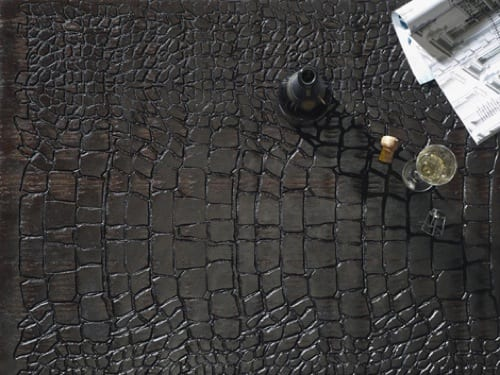 crocodile floor