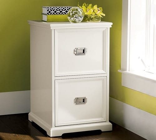 Pottery Barn file cabinet
