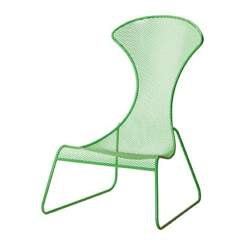 Green PS 2012 Easy Chair from IKEA