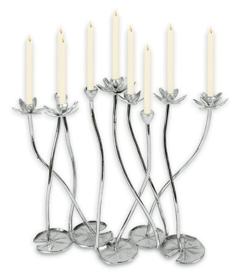 lotus menorah