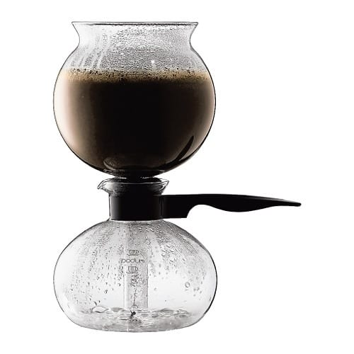 Bodum's Vacuum Coffee Maker