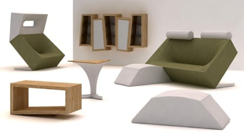green seating Collection