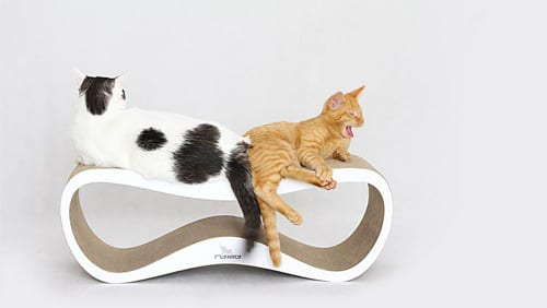 Chic Pet Furniture from Marta Pietrusiak