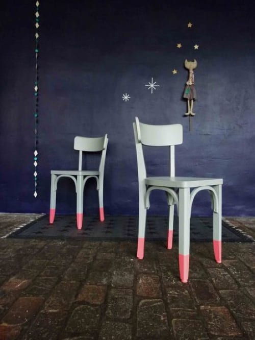 Dipped Chairs from Atelier Charivari