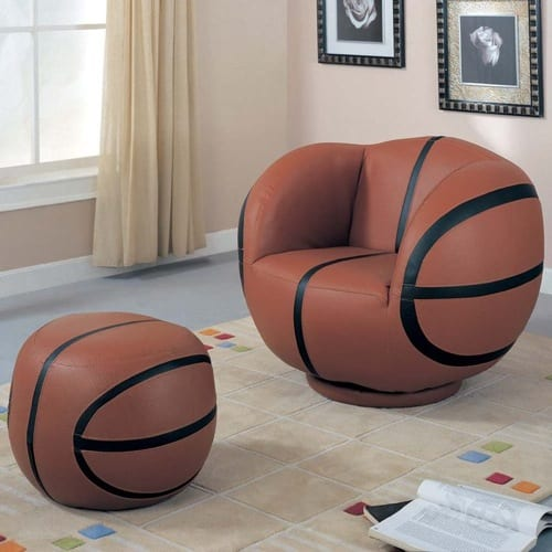 Perfect Furniture for Your Kids' Basketball Themed Room