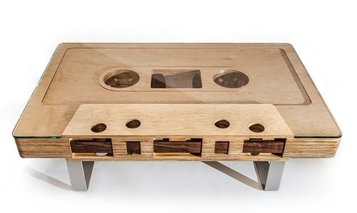 quirky coffee table