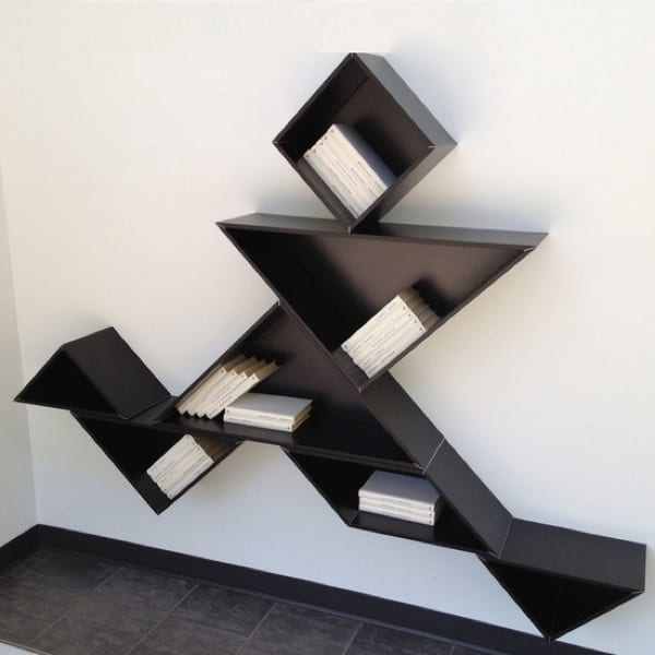 Unique Shelves from Lago Design