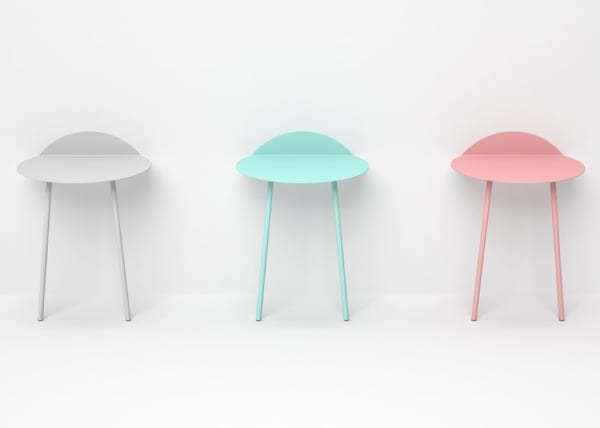 creative side tables