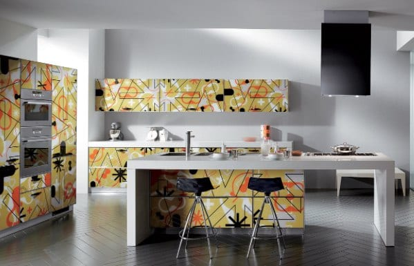 Living Crystal by Scavolini Creates Striking Colors for the Home 9