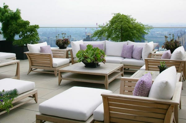 terrace patio garden furniture