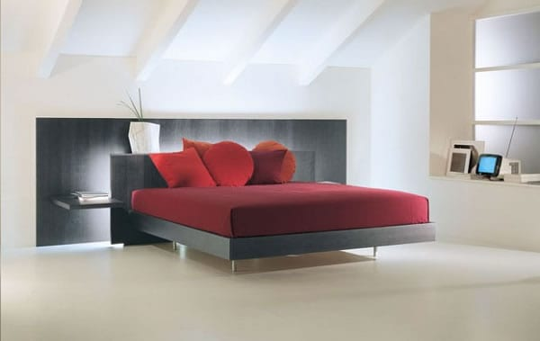 Revamp Your Bedroom with the Modern Acerbis Bed