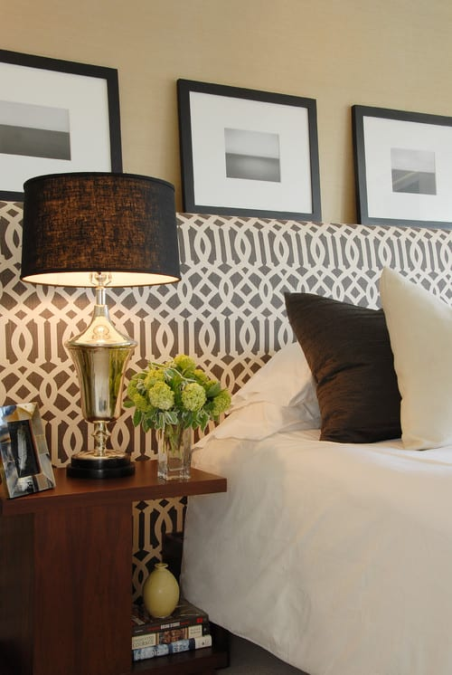Black and White Headboards