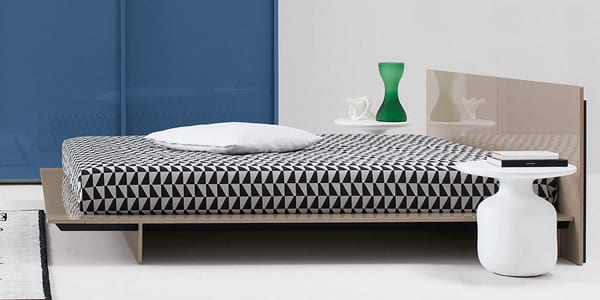 Creating a Contemporary Statement: Mirage Cappellini Bed