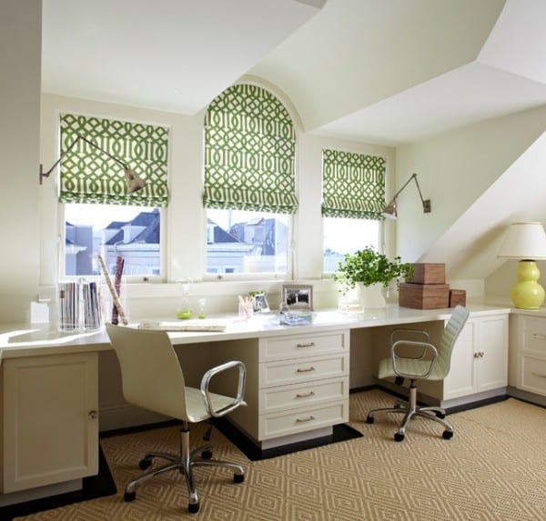 summer ideas for home office
