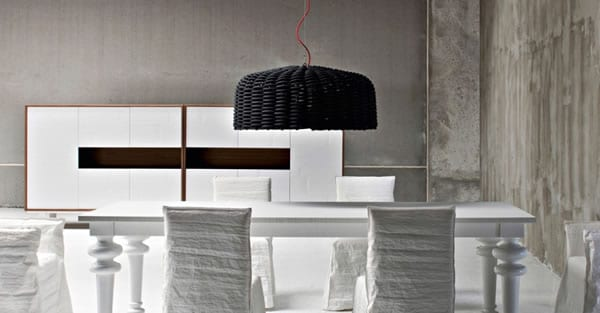 Contemporary Craftsmanship: Gervasoni's Suspension Lamp