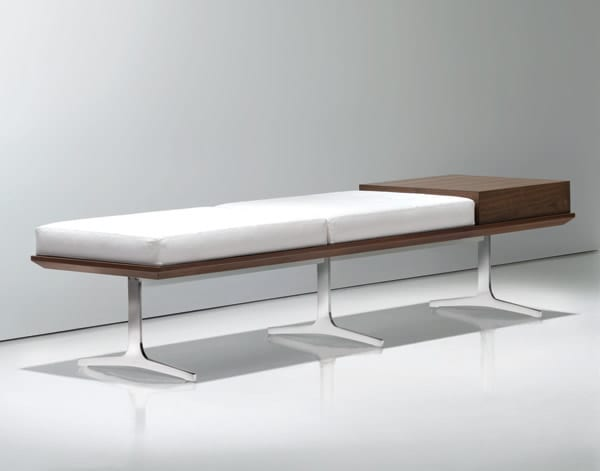 Argon bench with table surface
