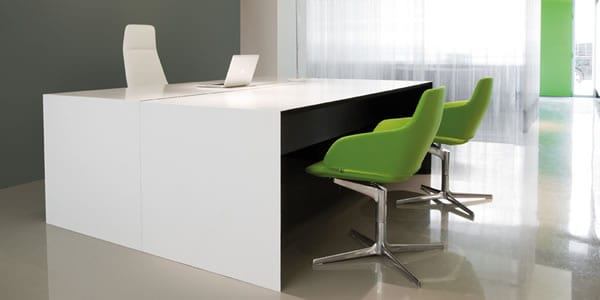 lime office chairs