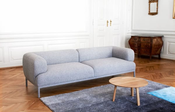 The Retro Styling of The Bjorn Sofa
