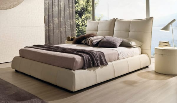 High Fashion & Function with The Ellelle Bed by Falegnami