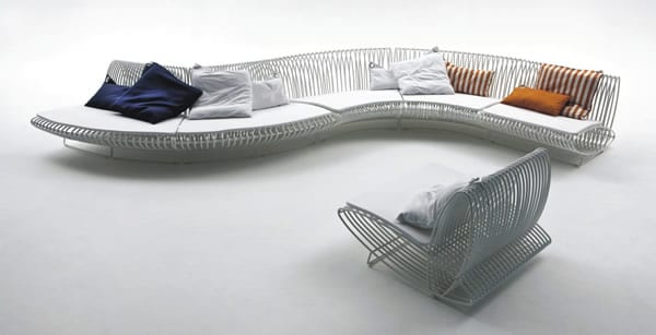 expandable bench